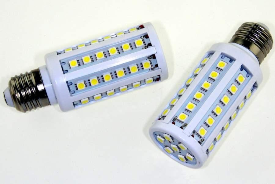 Светодиодные источники освещения - в чём их достоинства